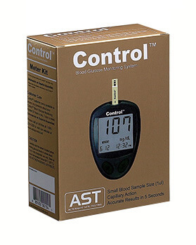 CONTROL® Blood Glucose Monitoring System